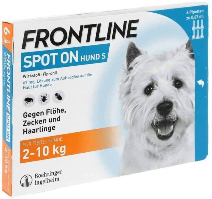 Spot-On-Hundefloh
